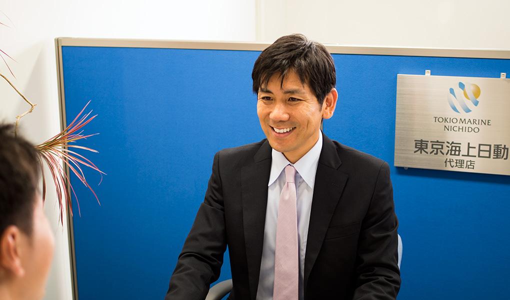 枚方の保険代理店ビズライフ 前田太一